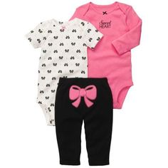 Carter's Baby Girls 3-piece L/S Bodysuit Pants Set (9 Months, Pink Bow) Carter's,http://www.amazon.com/dp/B00FIGZKB0/ref=cm_sw_r_pi_dp_gD9mtb0CGFY8YXPH