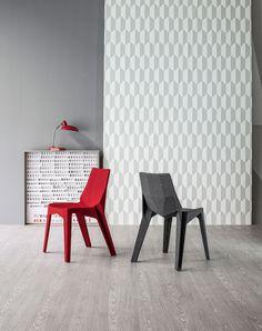 Bonaldo Poly XO Chair by Karim Rashid for Bonaldo