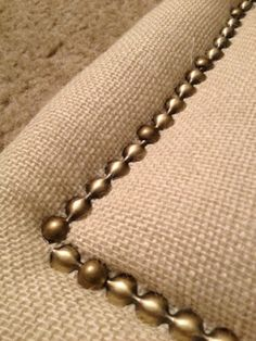 Easy, Cheap, DIY Upholstered Headboard --- only costs $68 to build, including the nailhead trim.  Soo perfect!