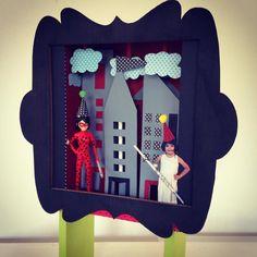 Festinha linda para a Manú que fará 5 aninhos! Ladybug  em ação em um Diorama pra lá de original! ;)  . . #NaFestejoCadaFestaÉÚnica!  Saiba mais em nosso site! . . #FestejoInBox #ComemoreComAFestejo #FestejeComAFestejo #FestaDeCrianca #FestaDeCriança #FestaInfantil #FestaPersonalizada #FestaEmCasa #PartyDecor #KidsParty #CompreDasMães #AquiTemMãeEmpreendedora #Maternativa #DioramaFestejoInBox #DesignerFestejoInbox #MenosÉMais #FeitoComAmor .