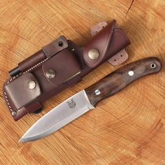 The TBS Bushcraft Knife is a perfect knife for everyday use in the field