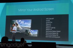Chromecast can finally mirror your Android device's screen