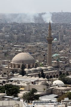Al-Adiliyah Mosque - Aleppo
