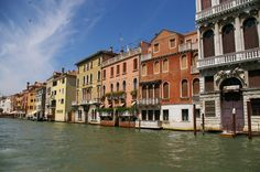Happy Milan Fashion Week! #Italy has always been an inspiration for Mena Lombard.   #Venice #architecture #design #travel