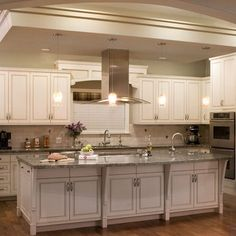 KITCHEN ISLANDS WITH COOKTOPS | Kitchen Cooktop In Island Design, Pictures, Remodel, Decor and Ideas ...