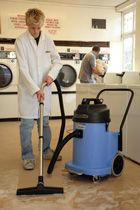 Wet Vacuum Cleaners - This vacuum cleaner is perfect in both wet and dry environments.   #toolhire #equipmenthire #hss #hsshire #vacuumcleaner #vacuumcleanerhire
