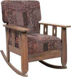 How to Make Cushions for a Wooden Rocking Chair