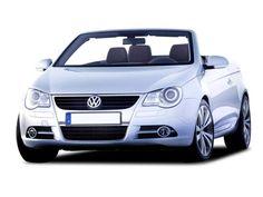#Volkswagen #Eos, la sportiva coupé-cabriolet in commercio dal 2006