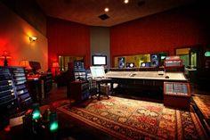 Recording studio at Liquid Sky Ranch next door.  Very bad things happen here...