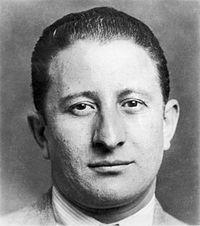 Carlo Gambino was the top Mafia boss in New York  City  until his death in 1977.