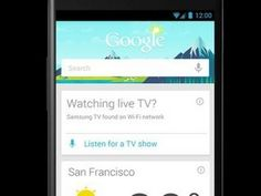 CNET Update - Google Now adds live TV info and coupons