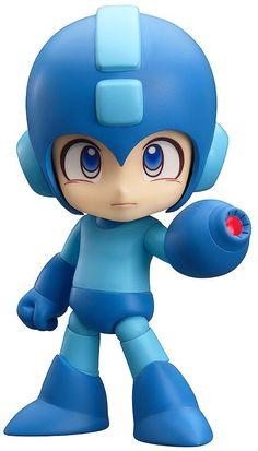 Mega Man Nendoroid action figure available @ TrendingToyz.com  #megaman