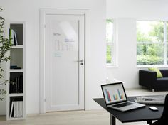 Unique 01L… House Doors, Whiteboard, Karma, Lockers, Locker Storage, Trapper, Unique, Nye, Furniture