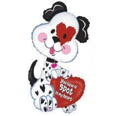 ΜΠΑΛΟΝΙ FOIL SUPER SHΑPE ΚΟΥΤΑΒΙ «You Have a Spot In My Heart» - ΚΩΔ.:85224-BB Minnie Mouse, Disney Characters, Fictional Characters, Shapes, Heart, Fantasy Characters, Hearts