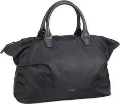 BREE Handtasche »Barcelona Nylon 21« für 129,95€. Shopper, Nylon / Polyester, Rückseitiges Reißverschlussfach, Verstärkter Boden, Rückseitiges Fach bei OTTO