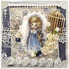 Cards By Becky ~ SC Gothica ~