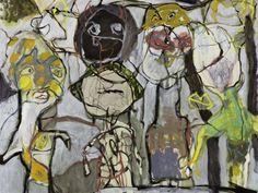 Wall Street International Magazine - Dusty Boynton. Recent Paintings 2013 [Arts, United States]