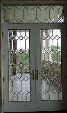 Front door frosted glass panels doors in 2019 patio - Exterior glass panel french doors ...