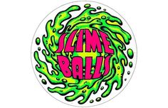 Old School Skate Stickers - Slime Balls Skateboard Logo, Skateboard Companies, Skateboard Design, Skateboard Photos, Skateboard Wheels, Skate Wheels, Old School Skateboards, Vintage Skateboards, Skate Logo