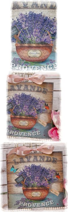 "~ ""LAVANDE..."" Vintage ~ Shabby Chic ~ Country Cottage style ~ Wall Decor Sign ~ $16.89"