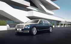 壁紙をダウンロードする Mulliner, チューニング, 2017車, ベントレー Mulsanne, 最大の特徴シリーズ, 高級車, ベントレー
