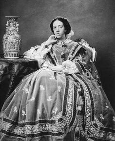 Infanta Maria Cristina of Spain (1833–1902) was a daughter of Infante Francisco…