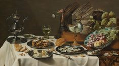 Still Life with Turkey Pie - Google Arts & Culture