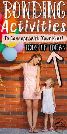 Bonding Activities for Families