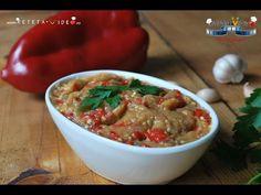 SALATA DE VINETE CU ARDEI COPTI SI USTUROI - YouTube Roasted Eggplant Dip, Muslim Beliefs, Curry, Vegetables, Cooking, Ethnic Recipes, Food, Youtube, Salad