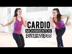 Reducir grasa abdominal con cardio intenso | 25 minutos - YouTube