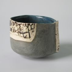 Farnhill birch and thorn: altered deep bowl x Earthenware, New Work, Birch, Rings For Men, Deep, Ceramics, Jewelry, Ceramica, Men Rings