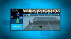Luke Aggas, Director of Operations of Hawk-eye Innovations, gives an in depth look at Hawk-eye video technology at the Australian Open. Using 10 different cameras set up around the court, they are able to track the ball and make changes to line judges' errors when necessary.