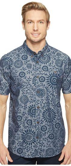Jack O'Neill Mas Aloha Wovens (Navy) Men's Clothing - Jack O'Neill, Mas Aloha Wovens, SP7704200-410, Apparel Top General, Top, Top, Apparel, Clothes Clothing, Gift, - Street Fashion And Style Ideas