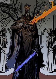 concept art and edits under 'navigation' Sif Dark Souls, Arte Dark Souls, High Fantasy, Dark Fantasy Art, Soul Saga, Darkest Dungeon, Fantasy Inspiration, Monster, Alchemy