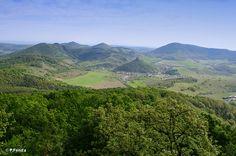 Slovakia, Cerová volcanic highlands