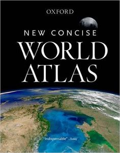 New Concise World Atlas: 9780190265410: Reference Books @ AmazonSmile