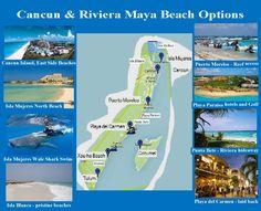 Cancun Beaches - Página web de htlcun