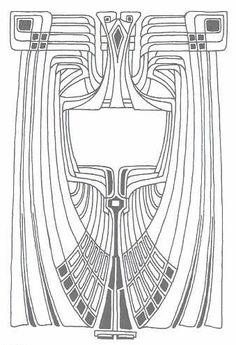 Разные картинки в стиле Art Nouveau. Обсуждение на LiveInternet - Российский Сервис Онлайн-Дневников