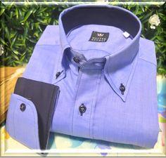 Camicia Walter Bucoli  100% puro cotone in doppio ritorto , lavorazione tessuto in Jersey , tessuto caratterizzato da grande elasticità sia in larghezza che in lunghezza.