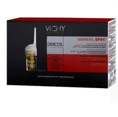 Vichy Dercos AminexiL  Fiale anticaduta per uomo