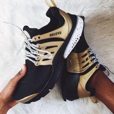 new Nike Air Presto sneakers -Natasha Ndlovu - My new Nike Air Presto sneakers customized on Nike...