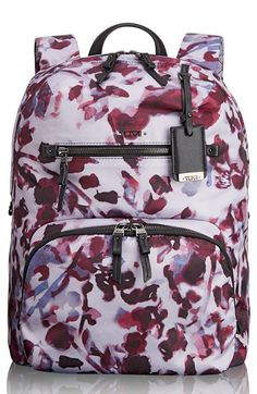 2b4719aa77a2 Free shipping and returns on Tumi  Voyageur Halle  Nylon Backpack at  Nordstrom.com