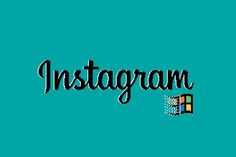What Would It Look Like If Instagram Ran On Windows 95? - http://www.psfk.com/2016/08/what-would-it-look-like-if-instagram-ran-on-windows-95.html