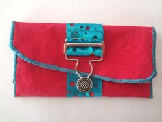 Hot Pink Tobacco Pouch by fauxvijoux on Etsy, €17.50