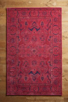 Tufted Daedal Rug - anthropologie.com