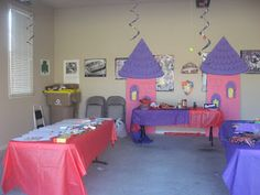 Life with Triplets: Kids Sixth Birthday Party: Knights and Princess..