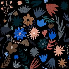 'cute pattern small flower colorful flowers' by Chris olivier Small Flowers, Colorful Flowers, Framed Prints, Canvas Prints, Art Prints, Cute Pattern, Dresses With Leggings, Wall Tapestry, Decorative Throw Pillows