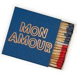 Mon Amour Matchbox $7