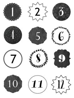 Projects To Try, Dots, Printables, Christmas, Prints, Calendar, Advent Calenders, Stitches, Xmas