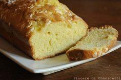 Non compro più confezionato:Plumcake leggero